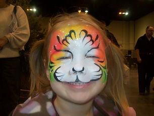 Face Painting By Terri In Omaha