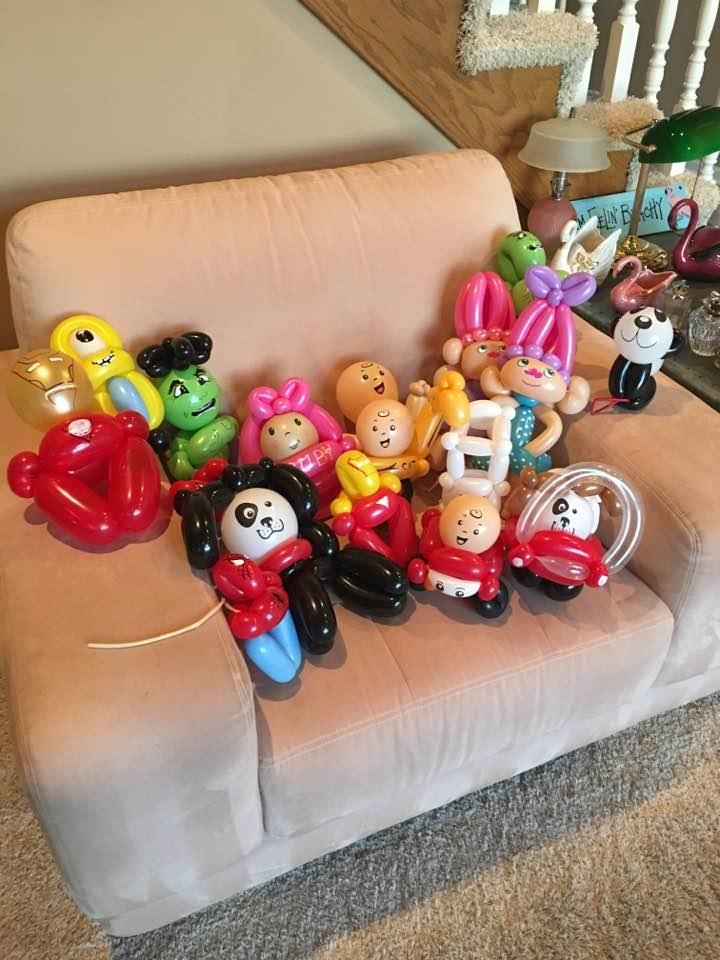 Terri's Balloon Creations