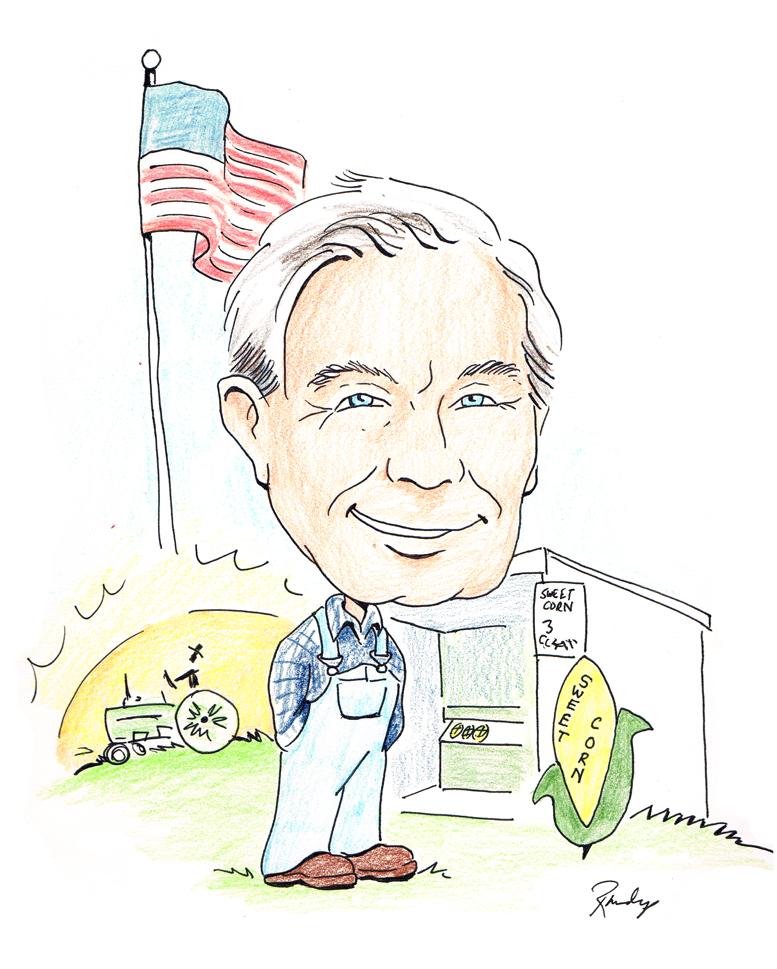 Nebraska Caricaturist