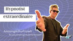 Amazing Hypnotist Amazing Arthur Fratell