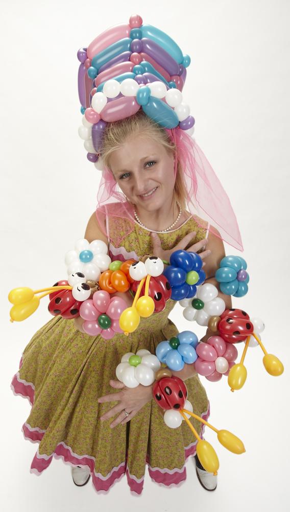 Balloon Master Poppin' Penelope