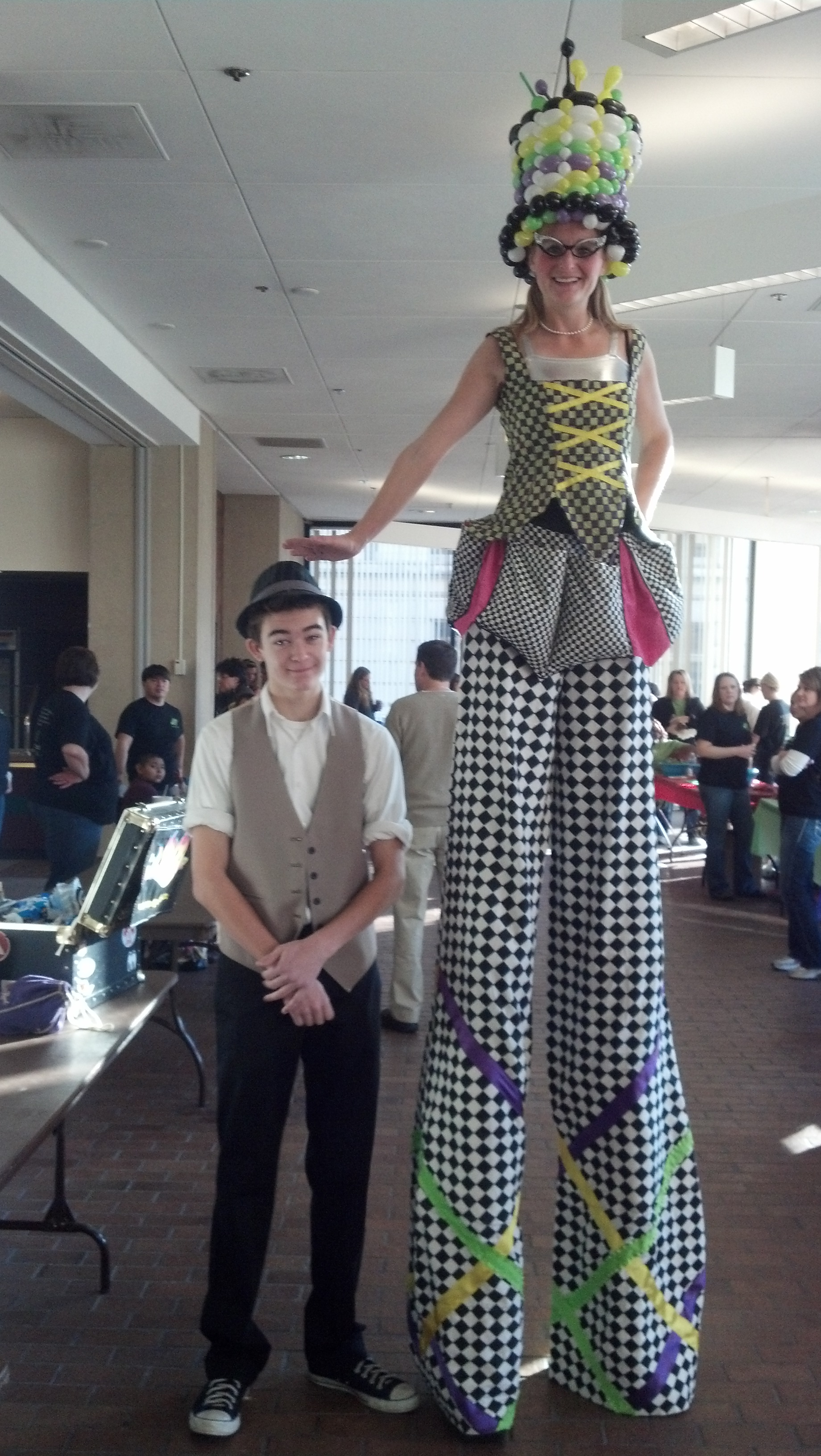 Omaha Stiltwalker