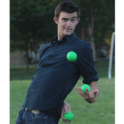 Omaha Juggler and Magician