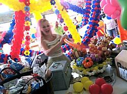 Lincoln Nebraska Balloon Decor