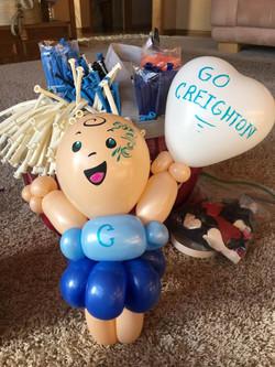 Creighton Balloon Artist