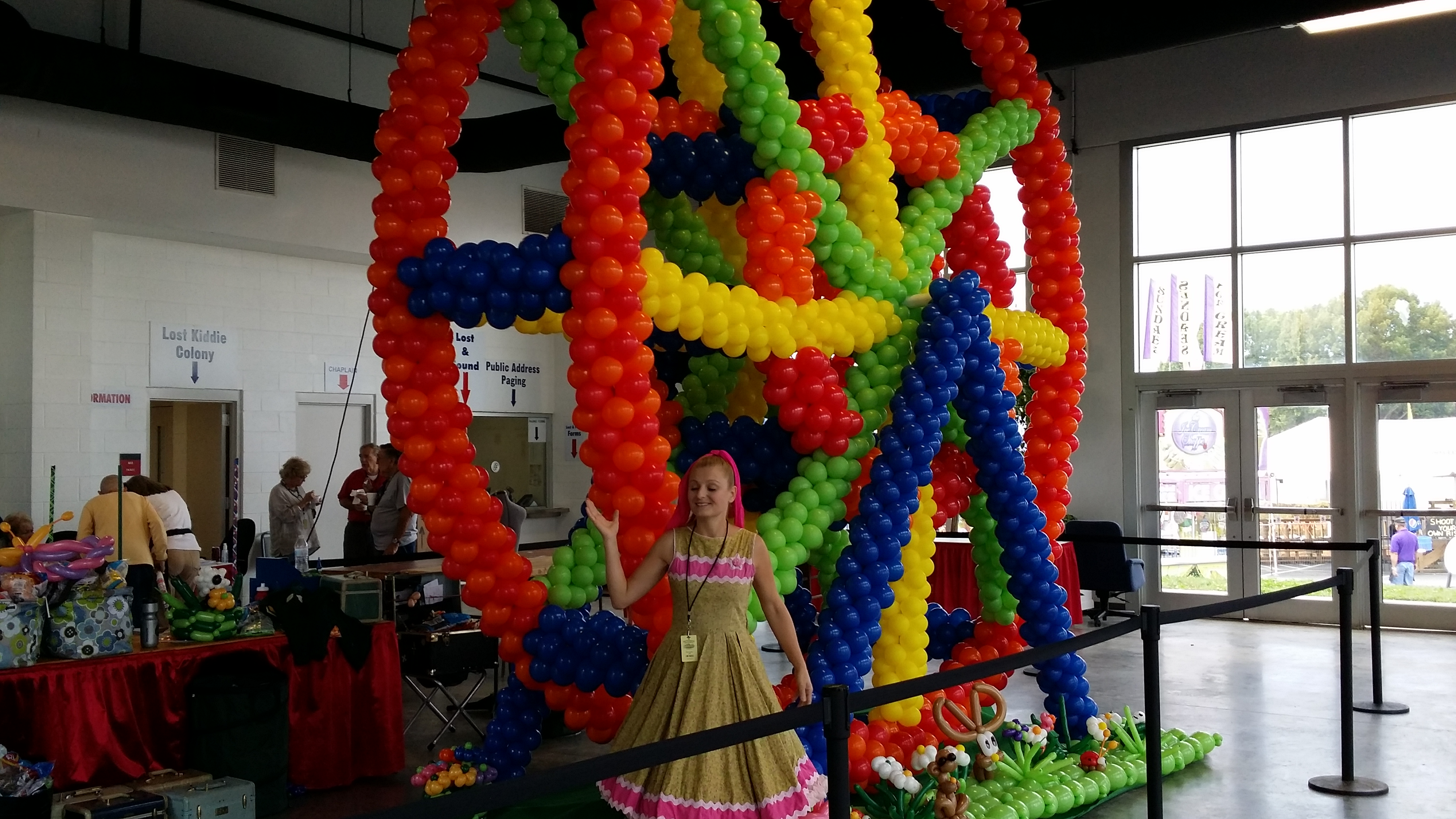 Omaha Balloon Decorating Experts