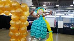 monster balloon monkey