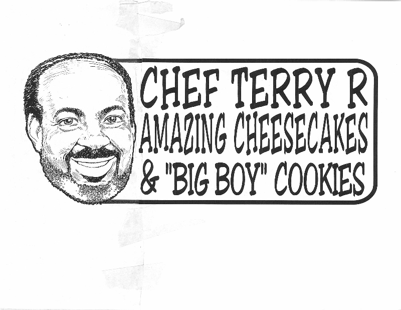 Chef Terry Caricature
