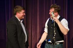 Magic Show in Lincoln Nebraska