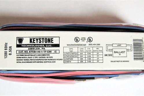 Keystone KTEB-140-1-TP-EMI 1 Lamp F40T12 120V Electronic Fluorescent Ballast