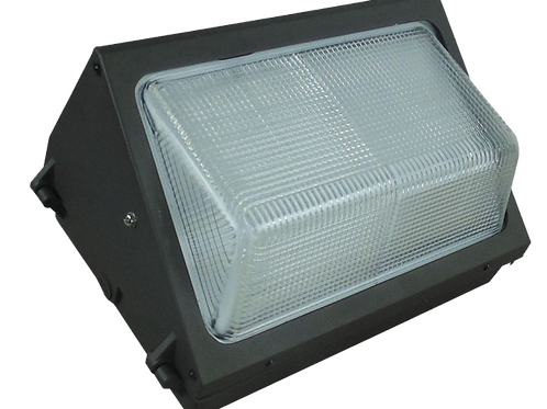 40W LED Traditional Wall Pack, 5100 Lumens, 5000K SLG