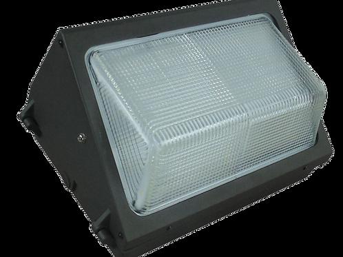 40W LED Traditional Wall Pack, 4960 Lumens, 5000K LEDone