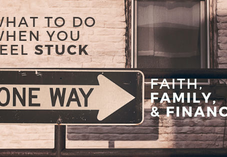 Faith, Family, & Finances- An Introduction