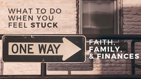 Faith, Family, & Finances- An Introduction