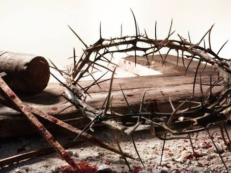 Forgive Them... Good Friday's Amazing Grace