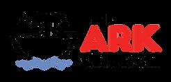 The Ark Church Logo black boat transpare