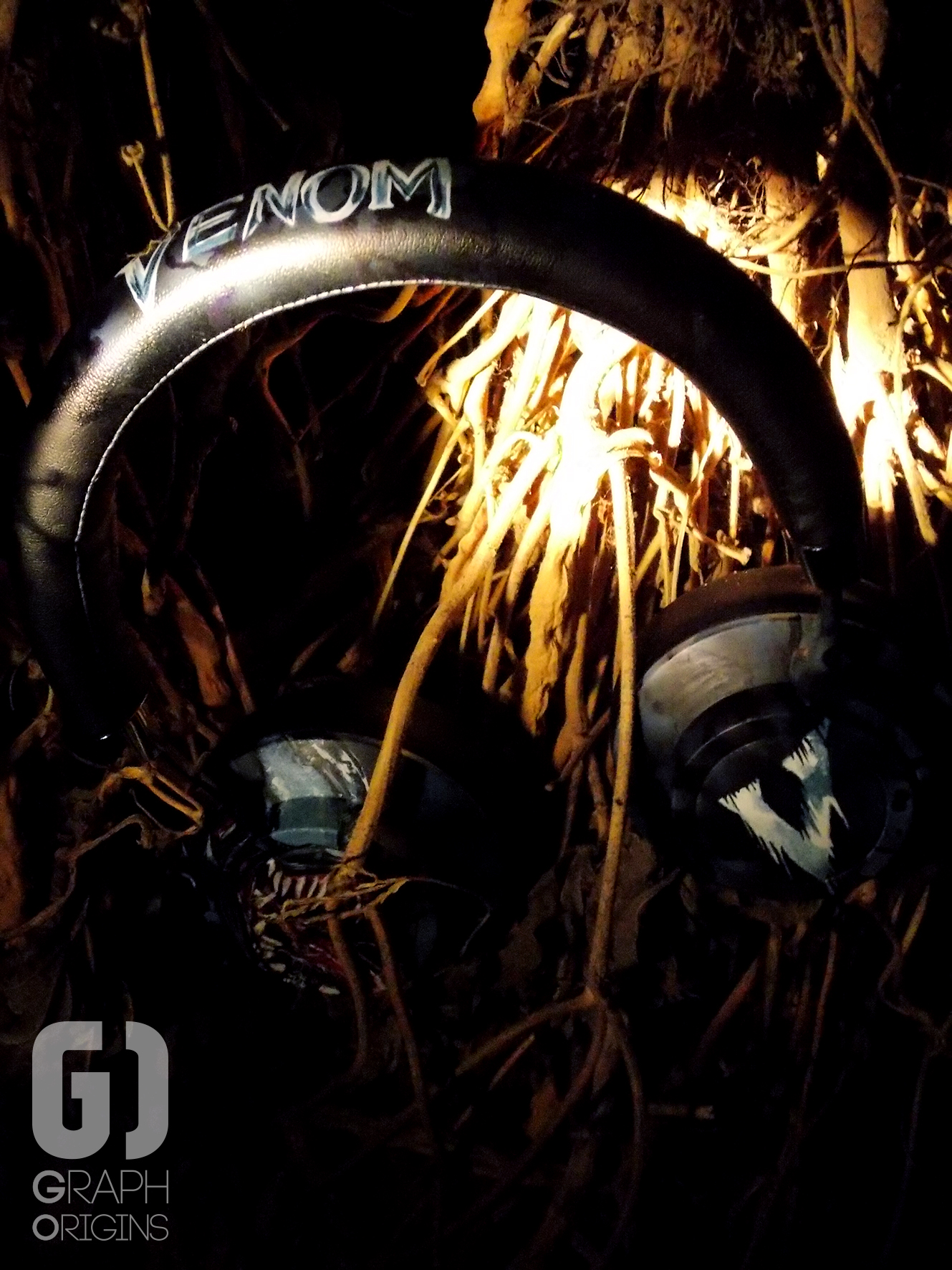 Custom Venom Headphone 2