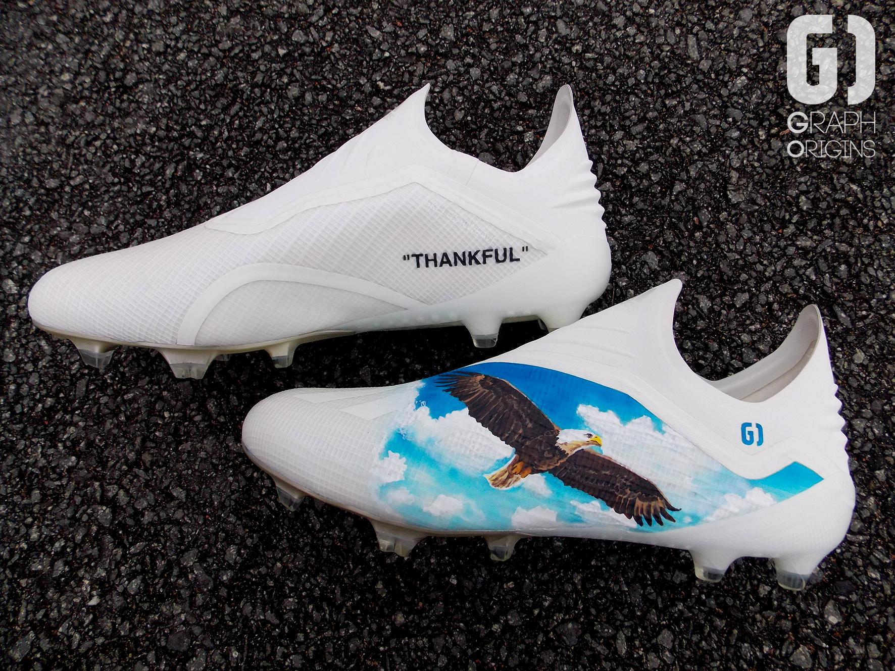 Henrichs Adidas Eagle 2