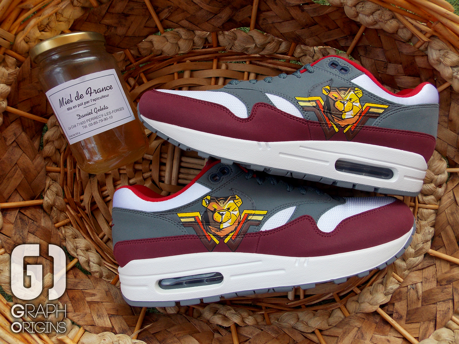 Custom Air Max 1 Robust 2
