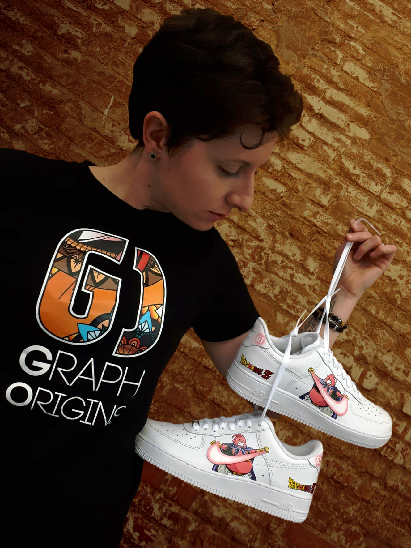 Air Force 1 Dragon Ball Z Biabiany 5