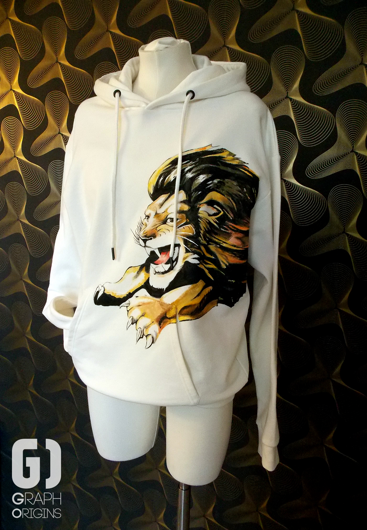 Sweat custom Henrichs Lion 3