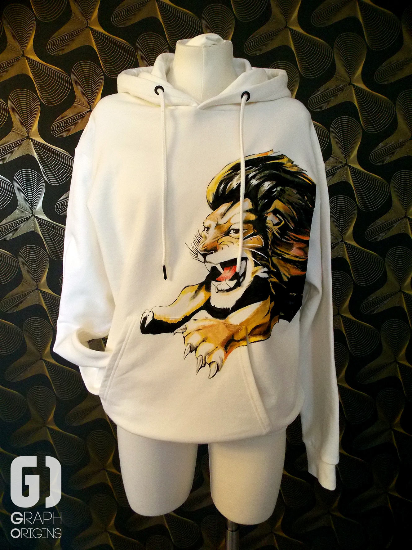 Sweat custom Henrichs Lion
