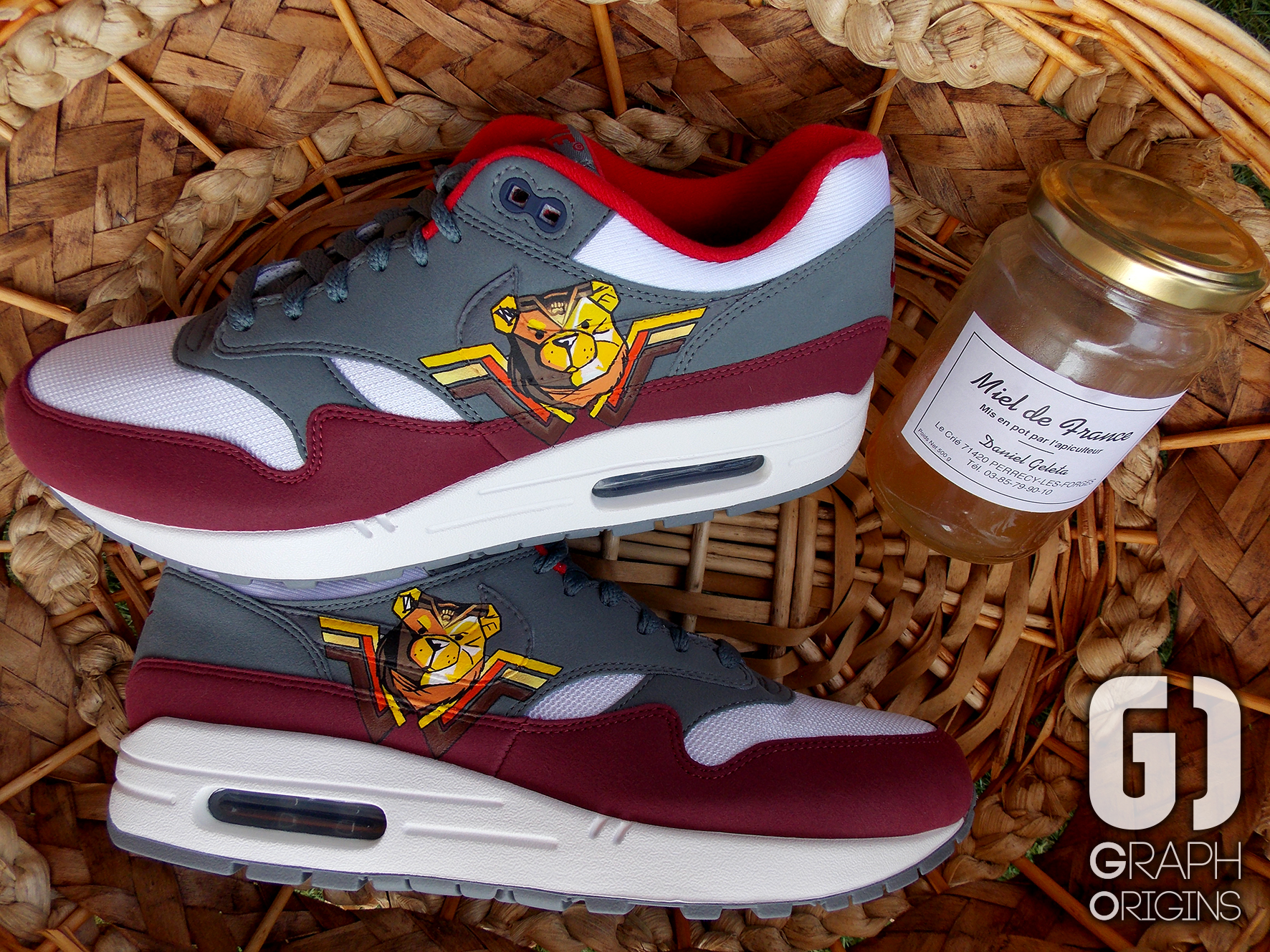 Custom Air Max 1 Robust