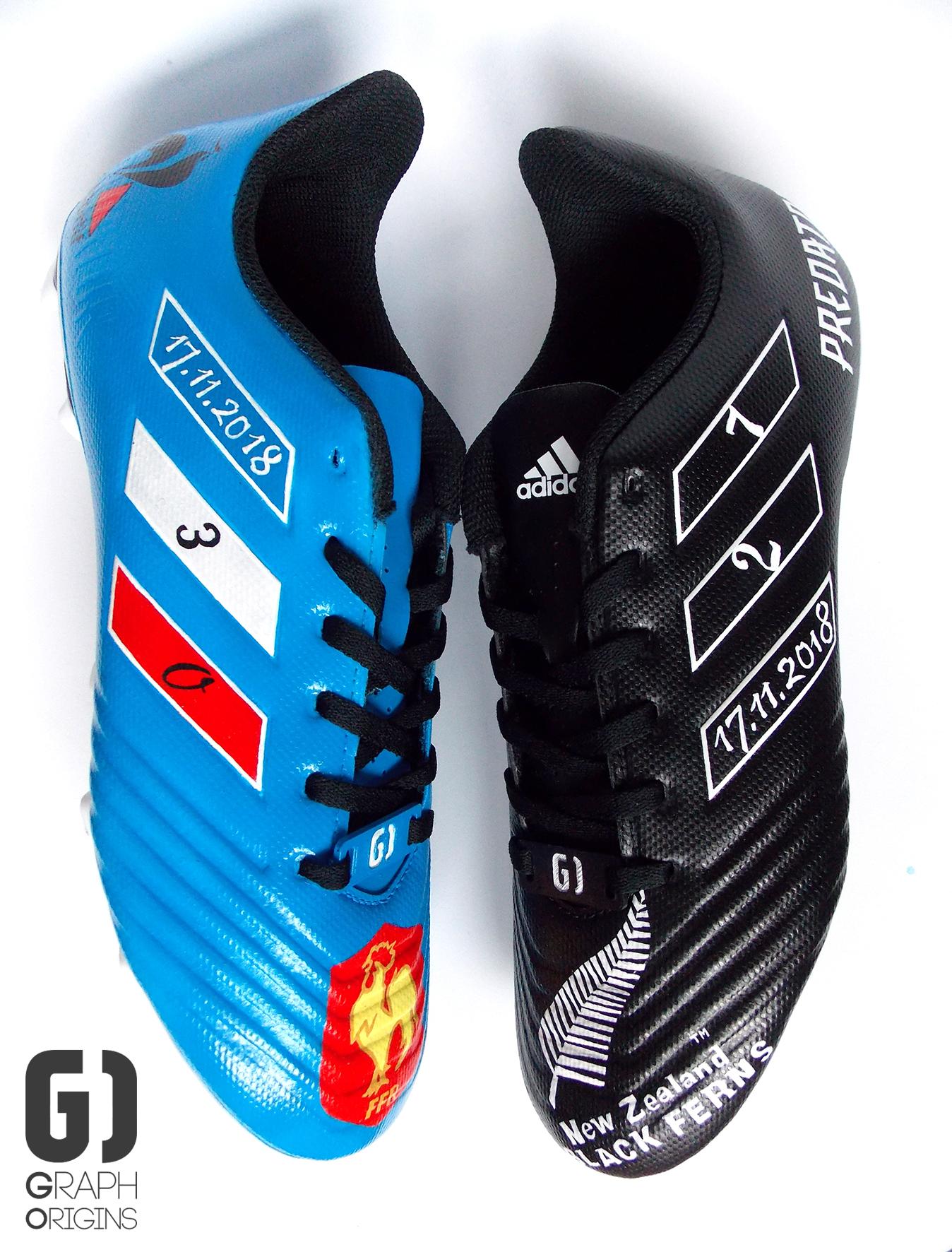 Adidas Predator Caroline Thomas Equipe d