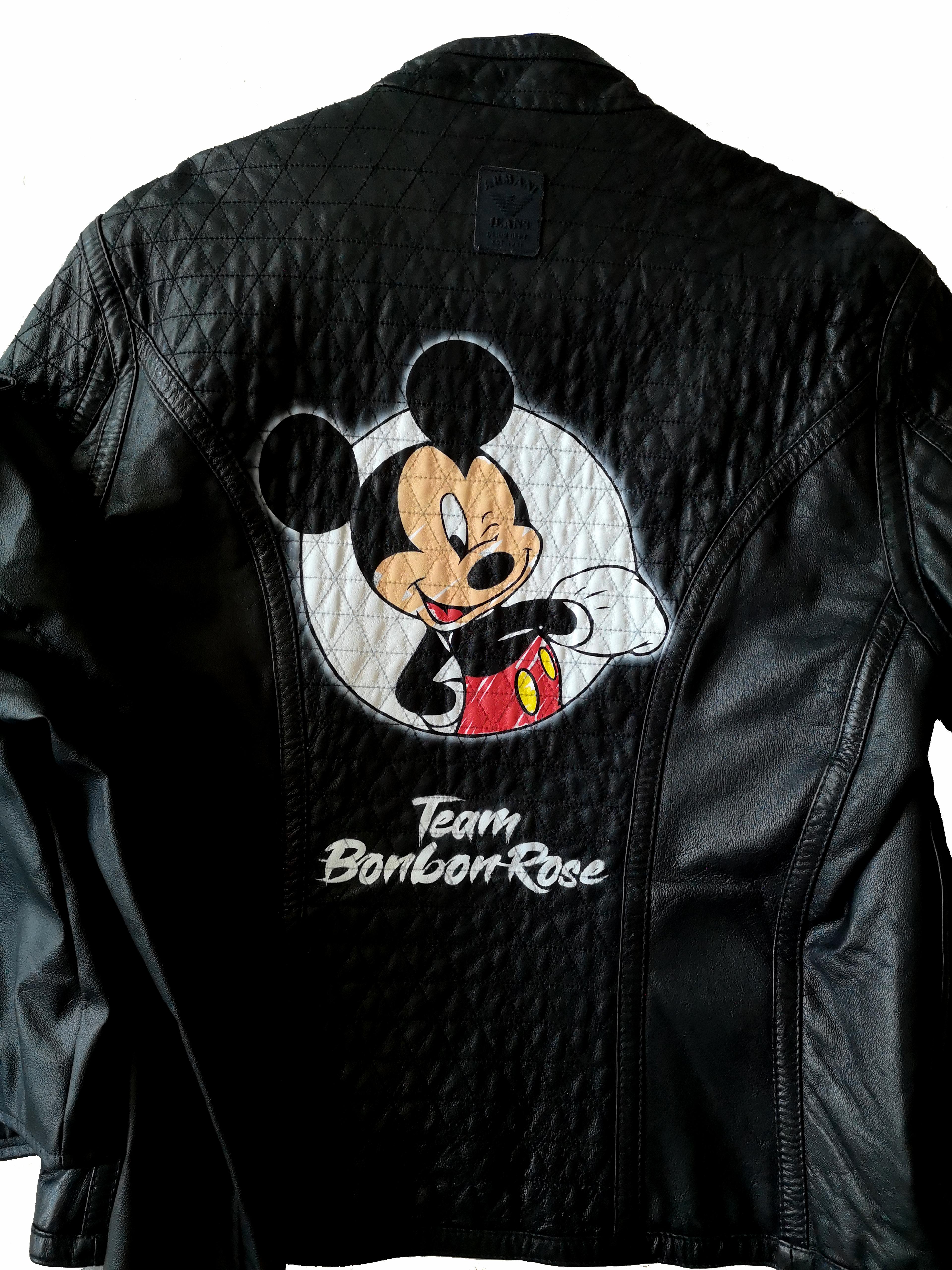 Custom jacket Jonathan Matijas Mickey bo