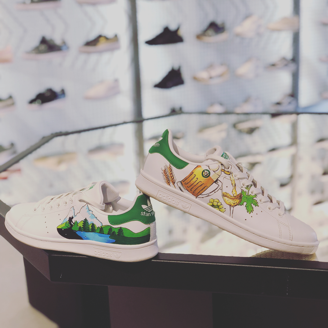 Custom S2 Sneakers Specialist Montmorot
