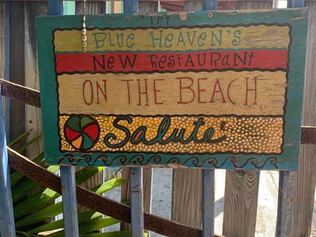 Brunch em Key West: Blue Heaven