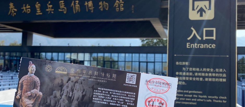 Guerreiros de Terracota em Xian: como visitar