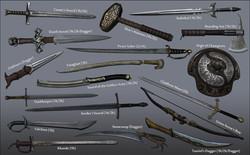 Ghosus Weapon Pack