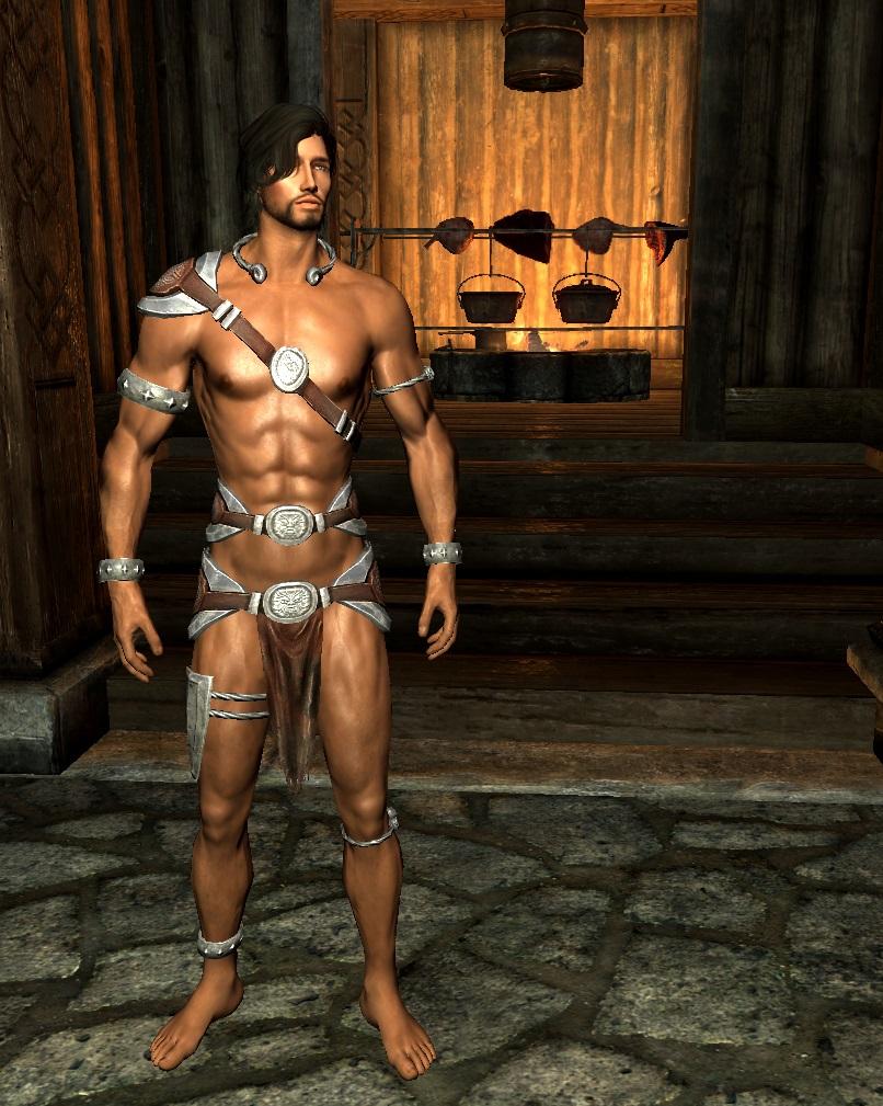 Revealing Tsun's armor