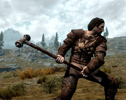 Ordinary weapons for Skyrim