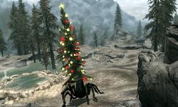 Summon Walking Christmas Tree