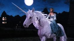 YY Anim Replacer - Princess Horse Riding