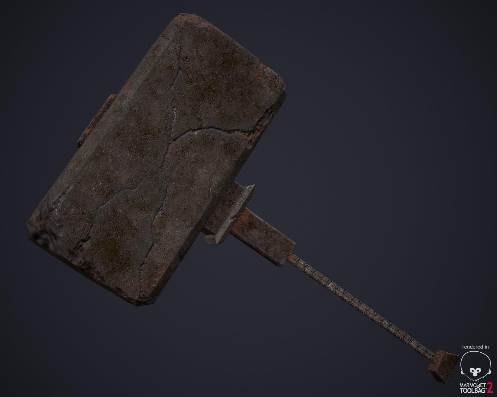 Giant Hammer