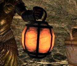 Equipable Dunmer Lantern