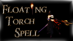 Floating Torch Spell