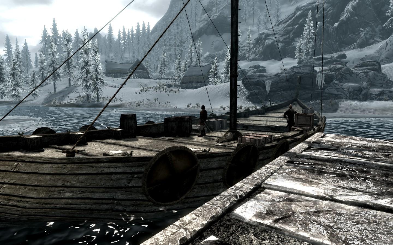 Realistic Boat Bobbing