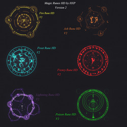 Magic Runes HD