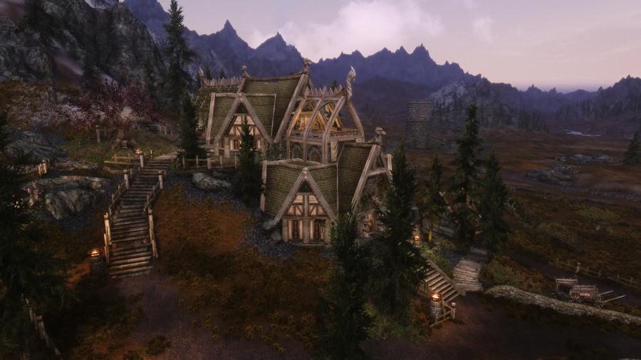 Whiterun Mansion