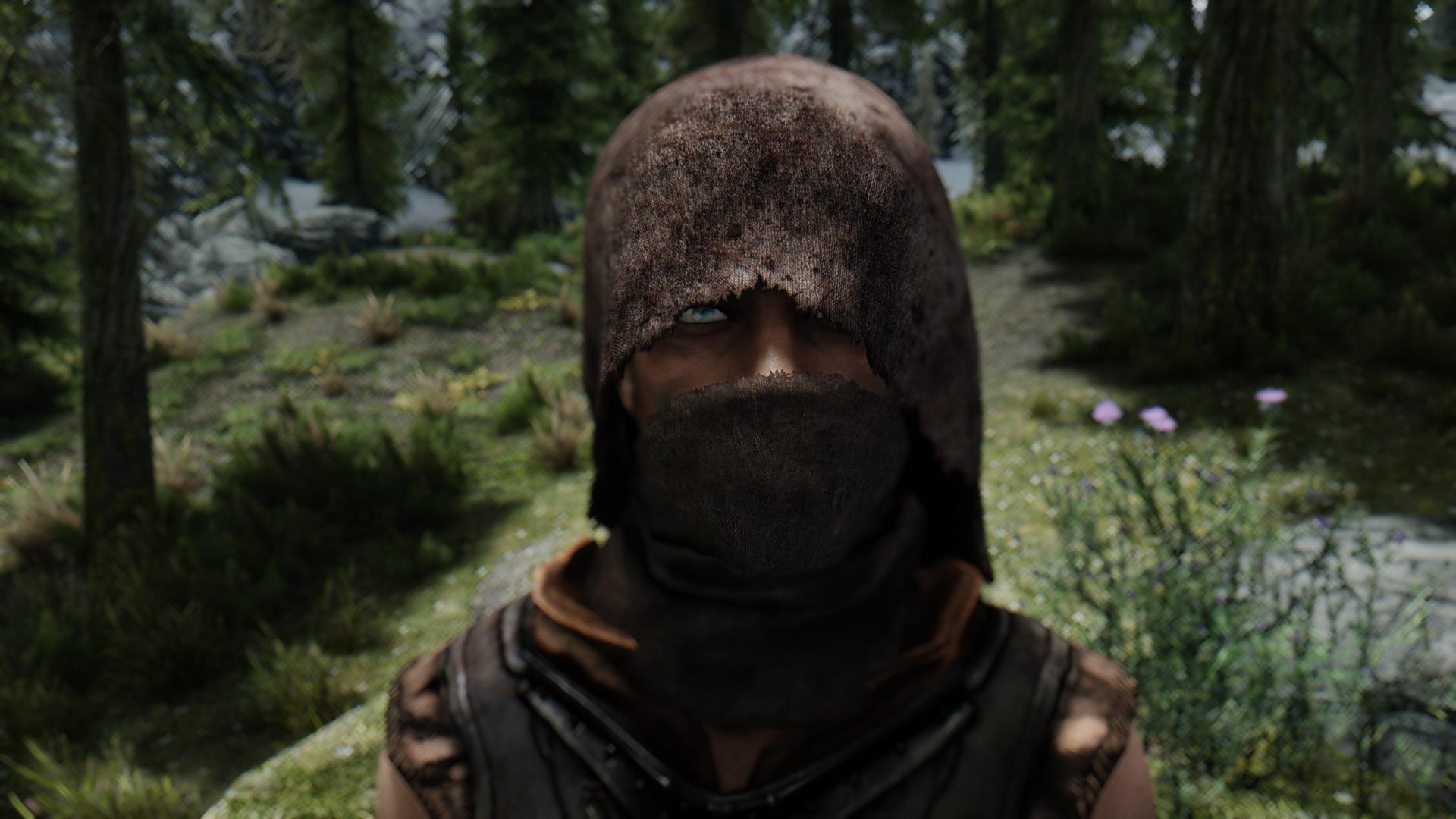 Hood of Stranger