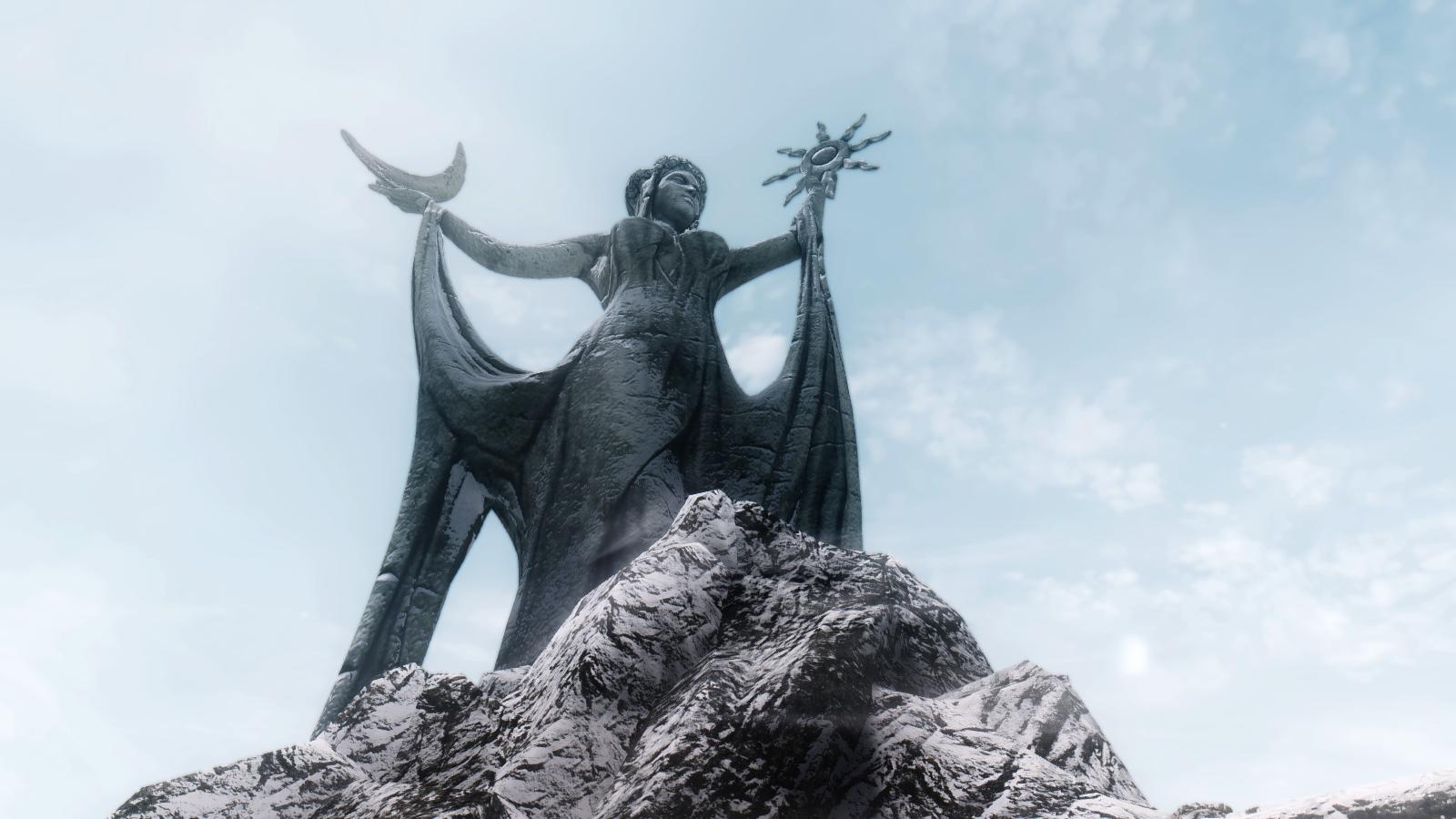 Stunning Statues