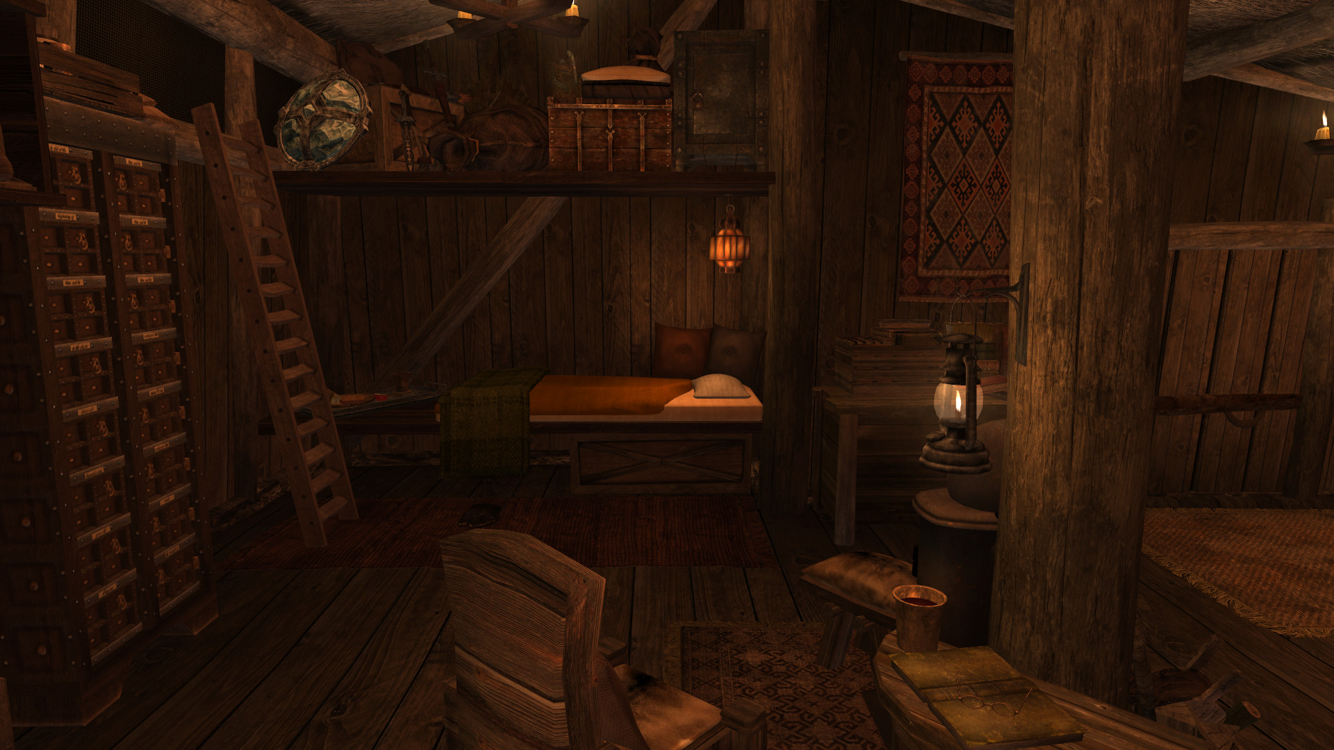 Hermit Mountain Cottage