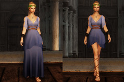 Ashara Imperial Outfit