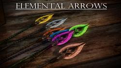Elemental Arrows
