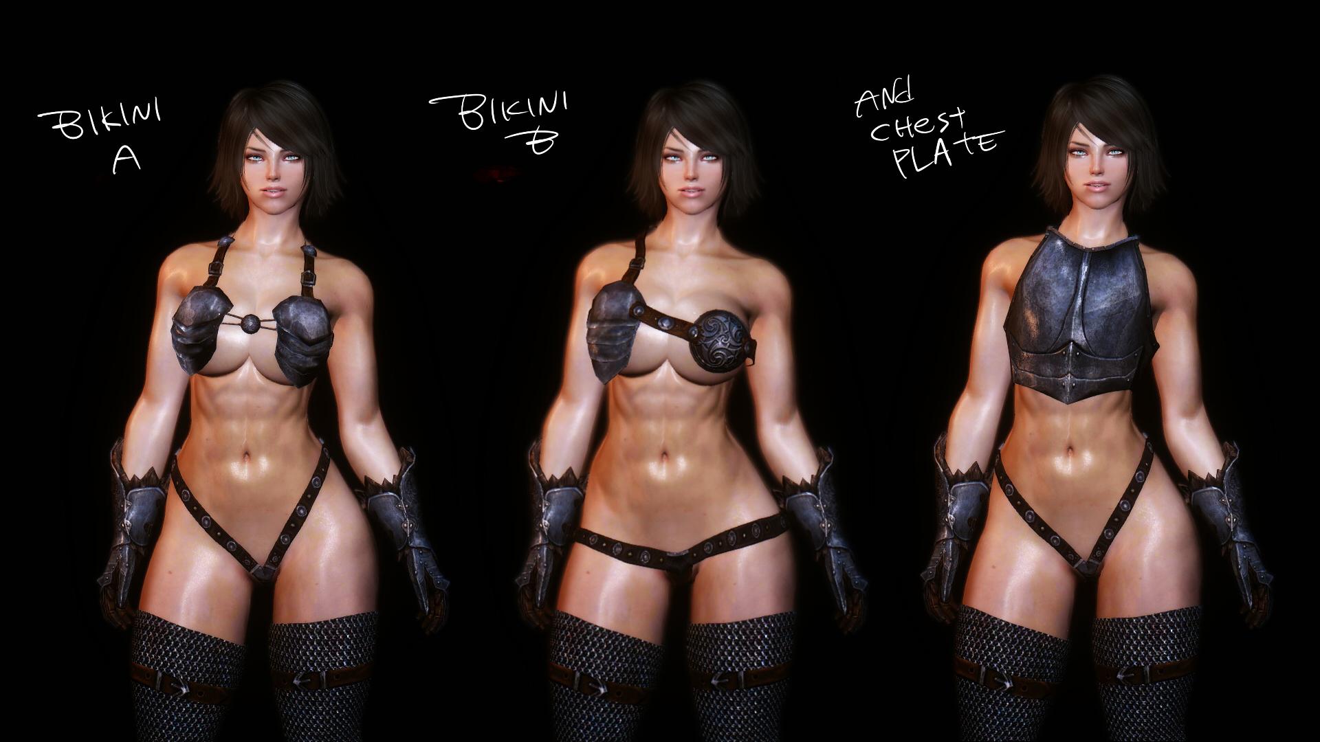 Steel Plate Bikini