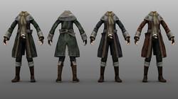 FFIII Arc Robes